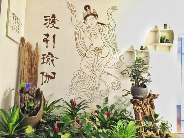 渡引瑜伽学院(江头店)