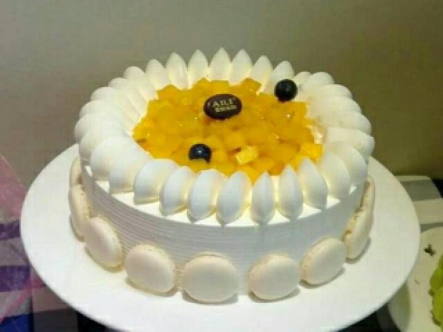 递一网络蛋糕(卓达太阳城体验店)