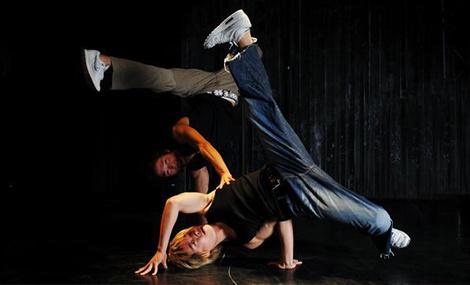 炫舞社嘻哈舞蹈室