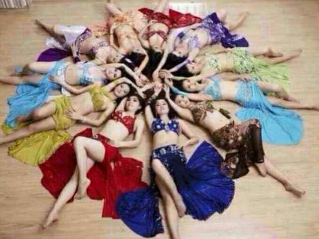 纤美瑜伽舞蹈生活馆