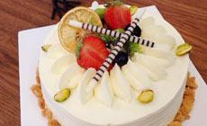 蓉么么8英寸蛋糕