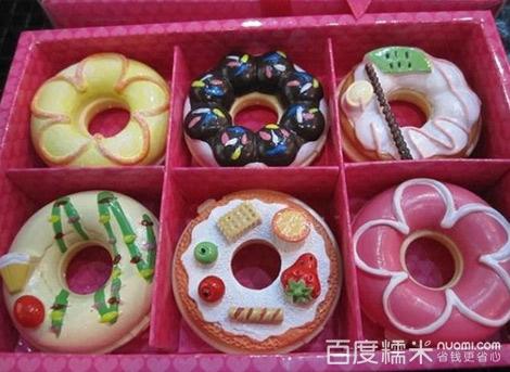 甜甜圈龟图片