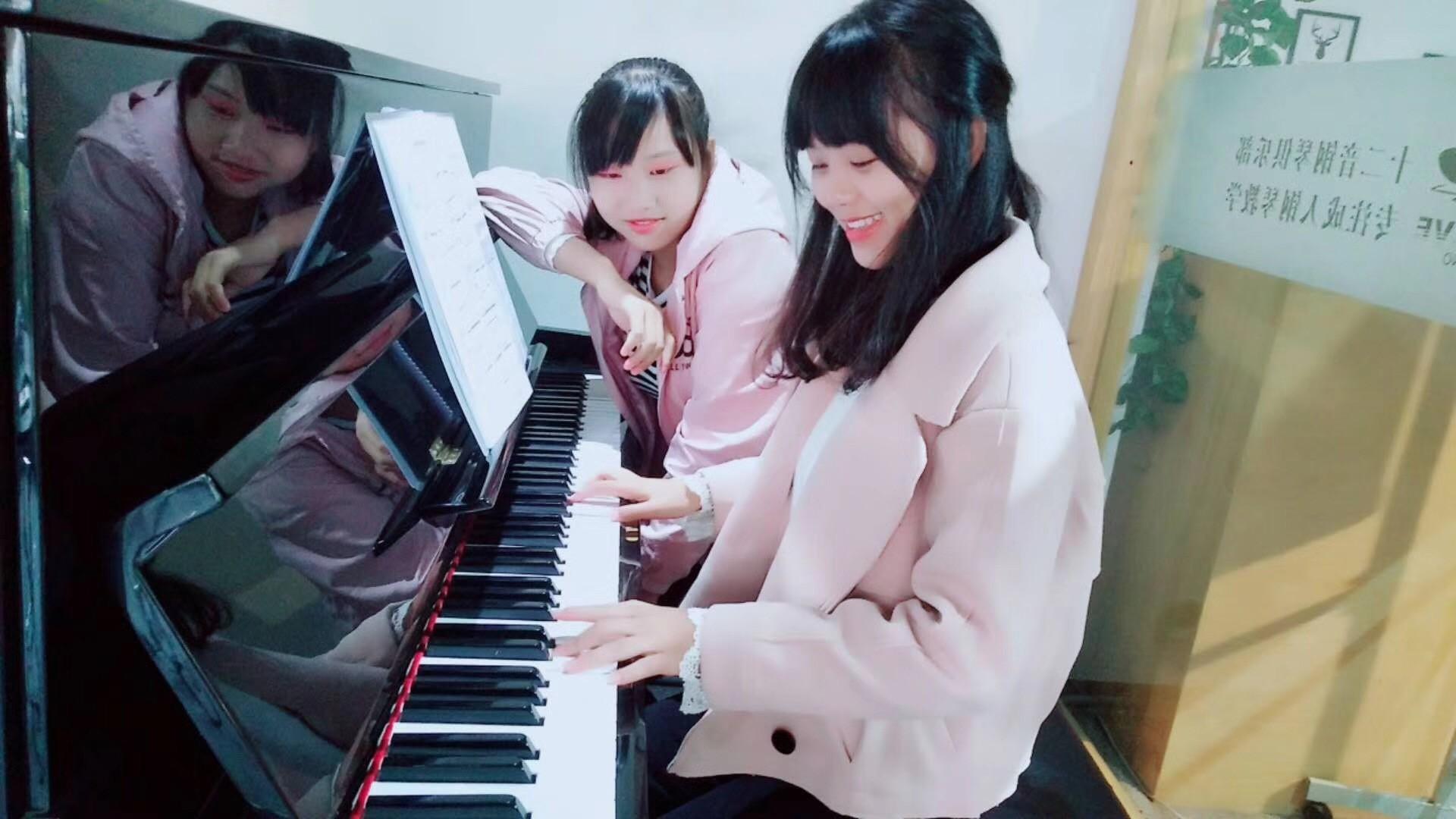 十二音成人钢琴俱乐部