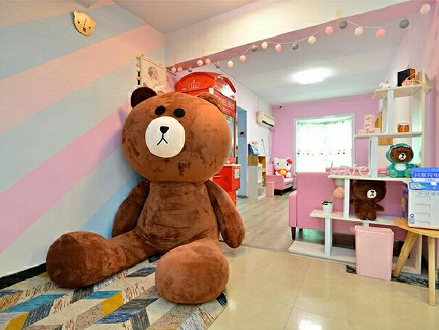 喵熊の家-网红轰趴馆