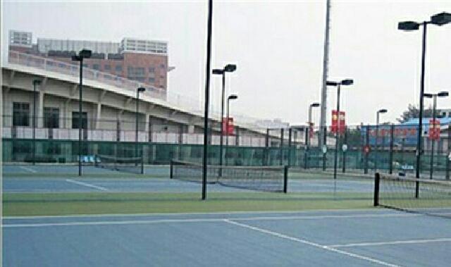 三原色网球培训(朝阳体育中心店)