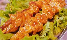 秤砣肉串面馆