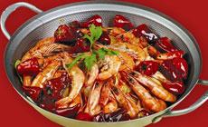 小过年香虾锅双人餐