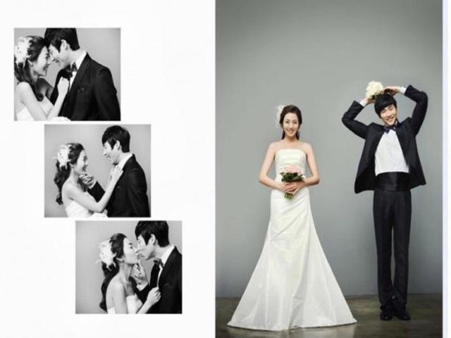 公主新娘婚纱摄影