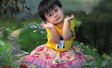 香坊金色童年儿童摄影