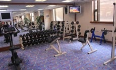 香格里拉酒店健身中心