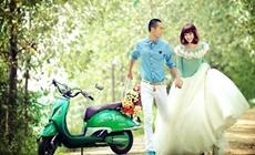 索菲新娘婚纱摄影