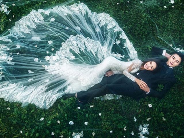 倾城之恋婚纱摄影