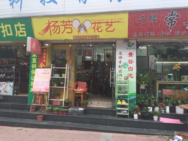 杨芳花艺(农林下路分店)