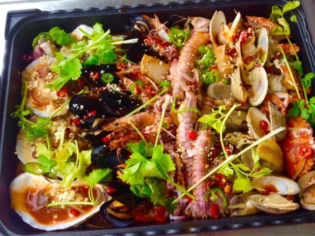 韩聚岛海鲜烤肉