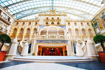 美高梅金殿酒店