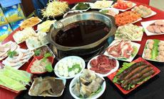 迎鑫烧烤涮自助餐