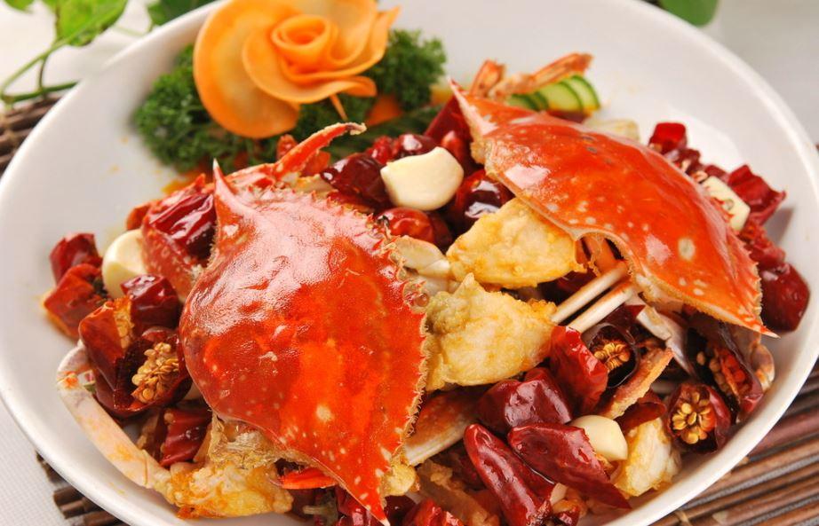 香辣蟹(南桥店)