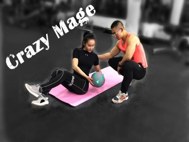 Crazy Mage 私人健身工作室