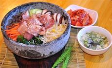 妈妈味韩式拌饭单人餐