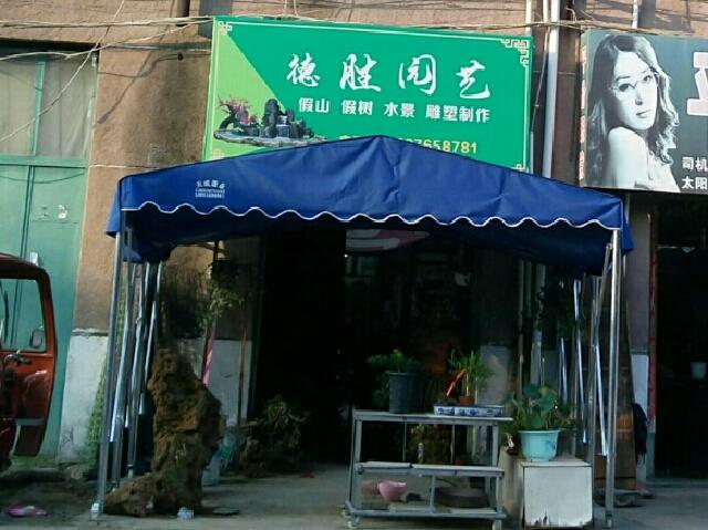 德胜园艺(浉河大市场店)