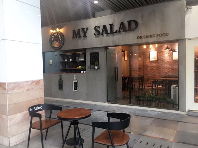 MY SALAD 沙拉果汁