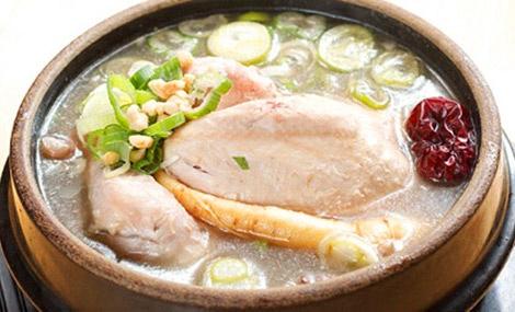 芝湖参鸡汤