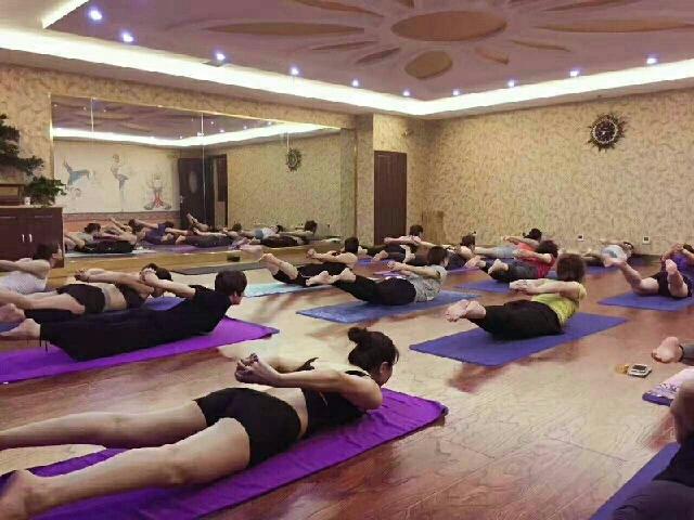 腾瑜伽健身私人会所