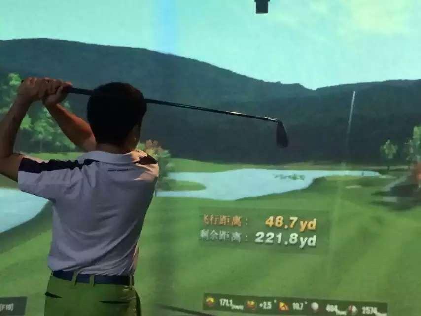 帝和高尔夫训练中心