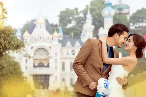 爱情海婚纱摄影