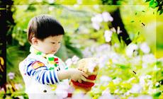 天使贵族儿童摄影
