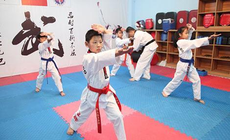 王牌跆拳道教育机构