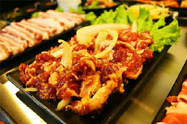 牛绅士韩国炭火烤肉