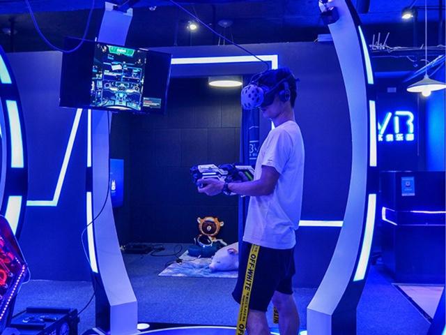 BB VR虚拟现实俱乐部