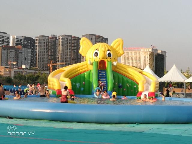 大明宫遗址公园水上乐园