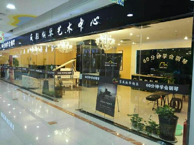 疯狂钢琴艺术中心(丽达购物中心店)