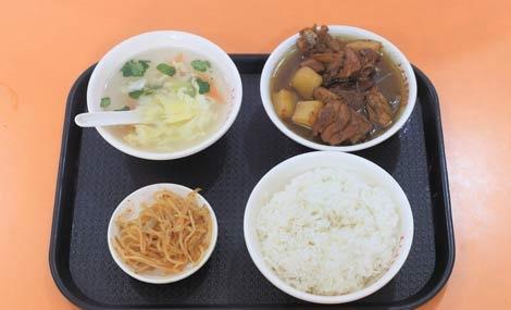 天天香秘制焖肉(珠江店)