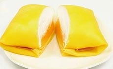 彩虹甜品单人甜品餐