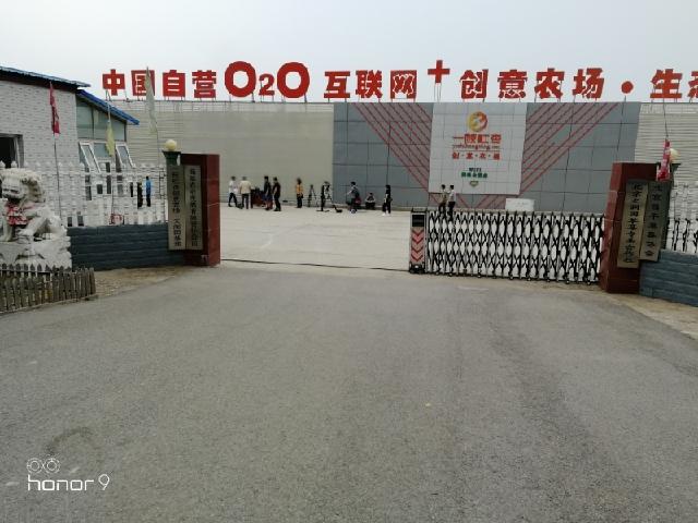 中国自营O2O互联网+创意农场·生态农业示范基地(一枝红杏创意农场店)