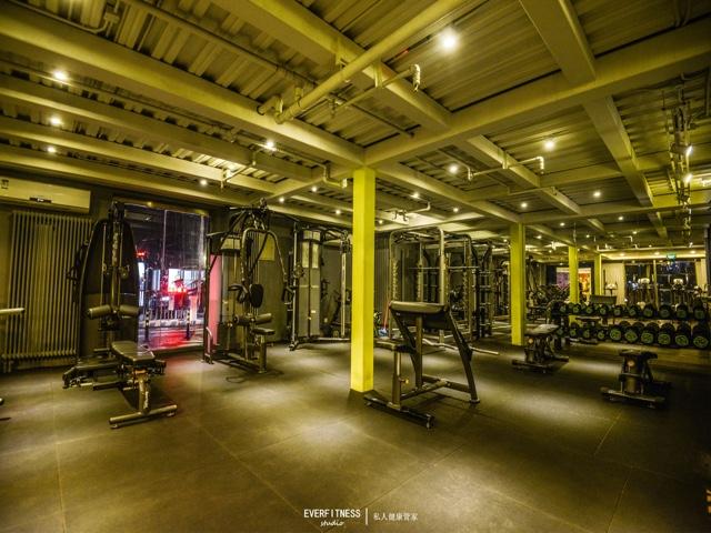 Ever Fitness私人健身工作室(青年汇店)