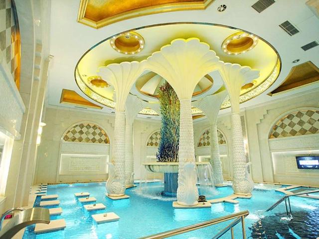 行宫国际酒店温泉