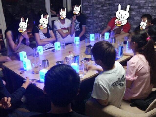 X桌游club
