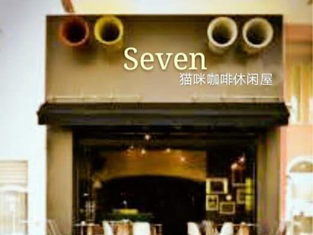 Seven猫咪咖啡