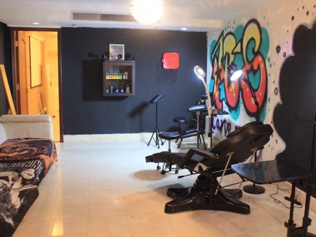疯刻纹身工作室
