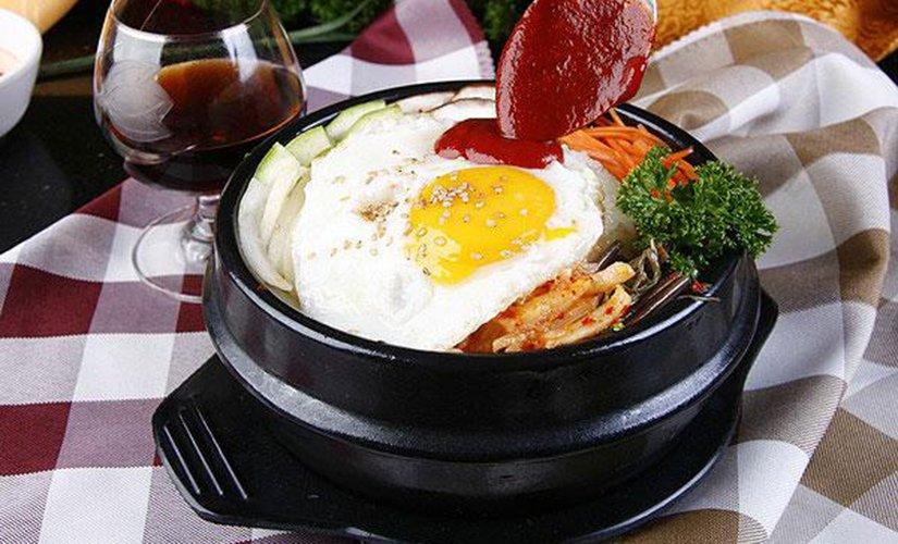 水原韩式美食