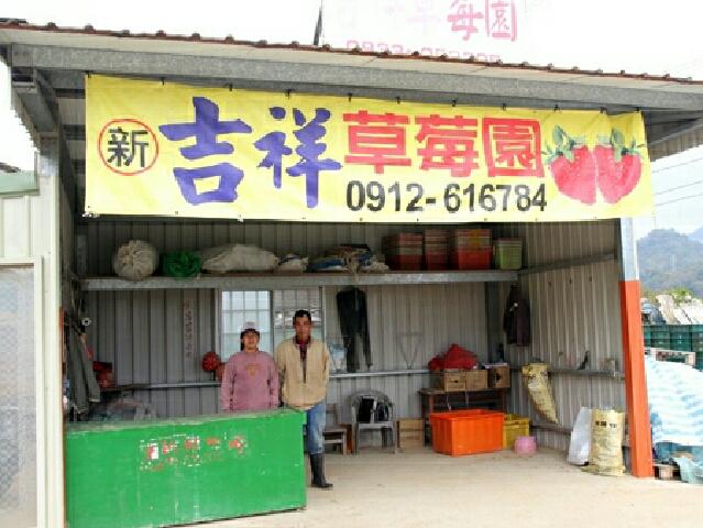 金香草莓园(兴寿镇店)