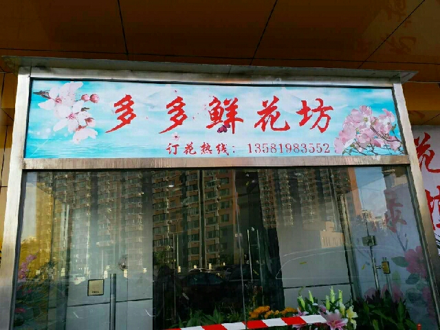 多多鲜花坊(朝阳店)