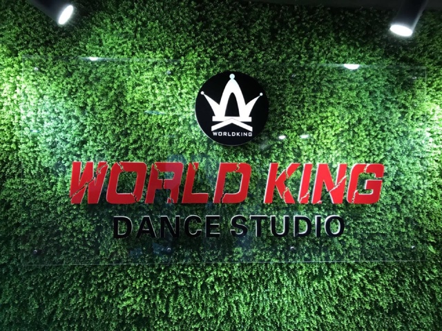 worldking街舞工作室(新松江路店)