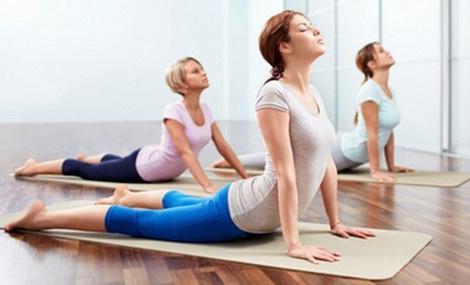 瑞俪瑜伽会所