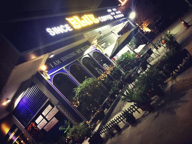 SINCE BLUE COFFEE(万科769文化创意园店)