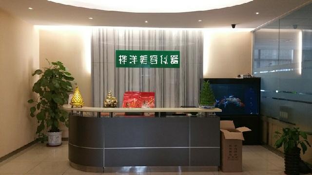 广州桦洋美容仪器厂家